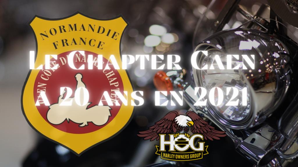 Le Chapter Caen a 20 ans en 2021